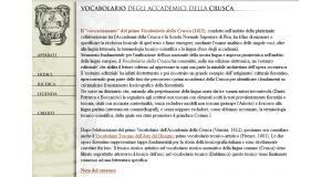 Vocabolario 1612