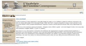 Vocabolario fiorentino