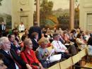 Il Salone delle Conferenze gremito per il Convegno.