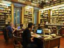 La biblioteca oggi